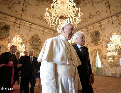 """Il politologo Baggio: """"La crisi della democrazia italiana nelle parole del Papa al Quirinale"""", Radio Vaticana."""
