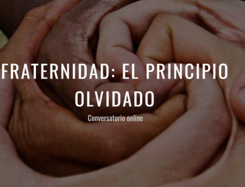 """Blog """"Fraternidad, el principio olvidato"""" – Venezuela."""